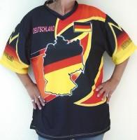 T-Shirt Deutschland XXL