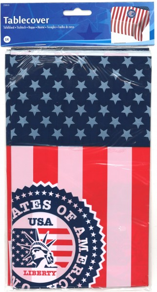 Tischdecke USA