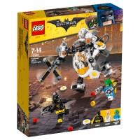 LEGO BATMAN MOVIE Egghead bei der Roboter-