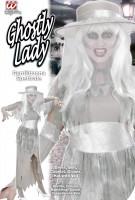 Kostüm Geisterlady XL
