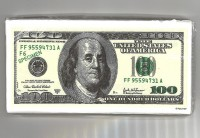 Servietten 100er Dollarnoten