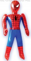 Spiderman aufblasbar