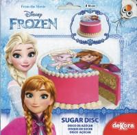 Frozen Tortenaufleger