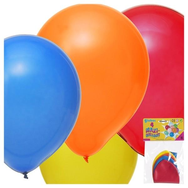 4 Maxiballone