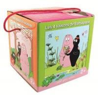 Barbapapa Kofferset à 4 Puzzle