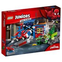 LEGO JUNIORS Grosses Kräftemessen von