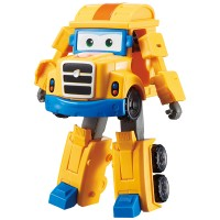 Super Wings Super Wings Transforming Poppa Wheel 13cm