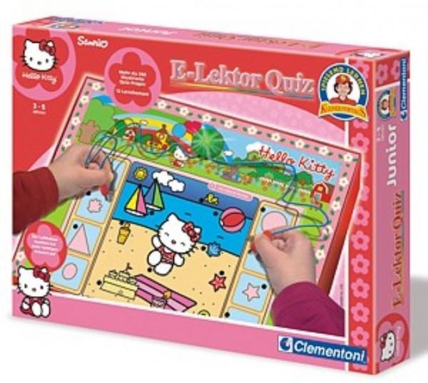 Hello Kitty E-Lektor Quiz deutsch