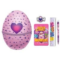 Sombo Hatchimals Neopren-Ei gefüllt