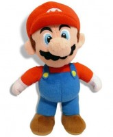 Plüsch Super Mario