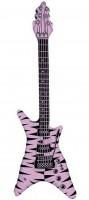 Aufblasbarer Gitarre Rock 107cm, pink
