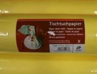 Tischtuchpapier gelb