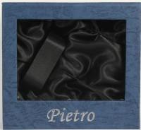 Uhrenbox Pietro mit Fenster und Magnet 13x14xm