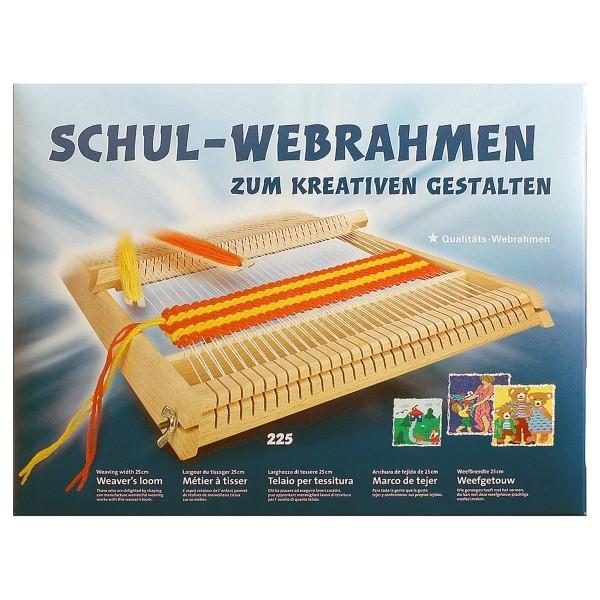 Webrahmen, Breite 25 cm