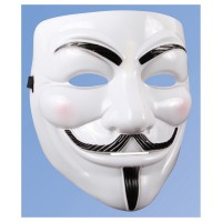 ANDREA MODEN Maske Anonymous