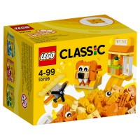 LEGO CLASSIC Kreativ-Box Orange