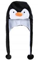 Plüschmütze Pingu