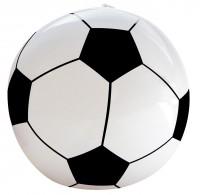 Fussball aufblasbar