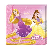 20 Papierserv. Disney Princess