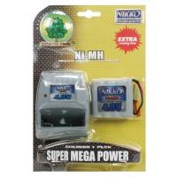 Nikko Nikko 4.8V Ni-MH Mega Pack