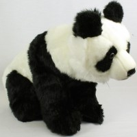 Plüsch panda