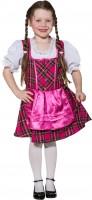 Kinderdirndl Liesel pink 164cm