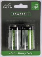 Batterien C