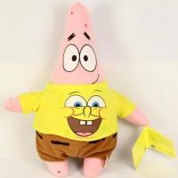 Plüsch Patrick mit Shirt