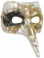 Venezianische Maske Deluxe
