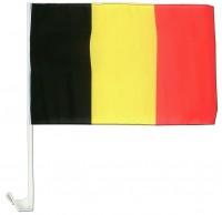 Autofahne Belgien
