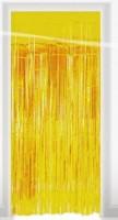 Türvorhang gold