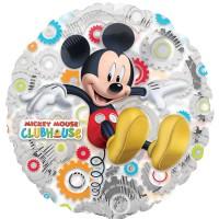 Silberfolienballon Mickey Mouse