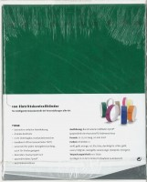 Kontrollbänder Tyvec grün