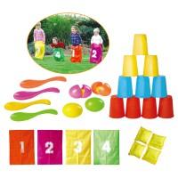 KNORR Kinderparty-Set 26-teilig
