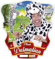 Kostüm Dalmatiner XL
