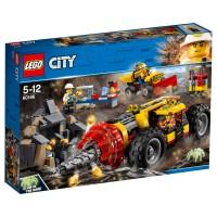 LEGO CITY Schweres Bohrgerät für den