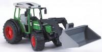 BRUDER Traktor Fendt Farmer 209 S mit Frontlader