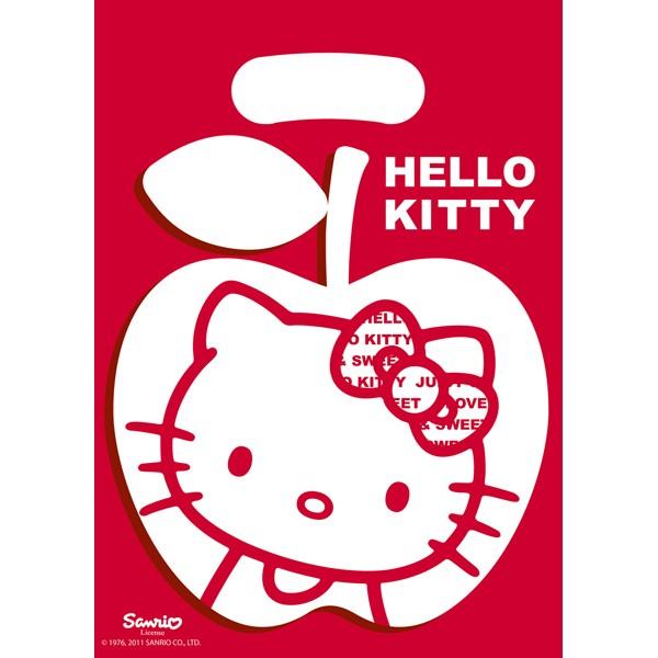 Hello Kitty Partybeutel Apple