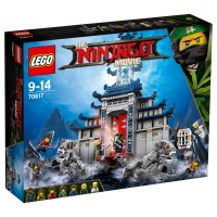 LEGO NINJAGO Ultimativ ultimatives Tempel