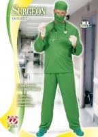 Kostüm Chirurg XL