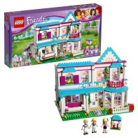 LEGO FRIENDS Stephanies Haus