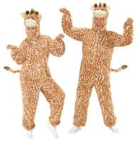 Plüschkostüm Giraffe M/L