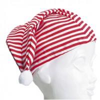 Zipfelmütze rot/weiss