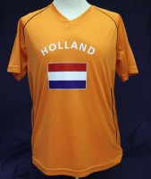 T-Shirt Holland (Kindergrösse) 122cm