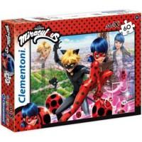 Clementoni Puzzle Maxi Disney Miraculous 60 tlg
