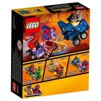 LEGO SUPER HEROES Mighty Micros: Wolverine