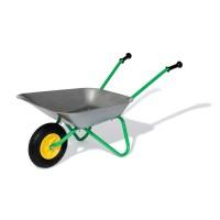 Rolly Toys Metallschubkarre mit Luftrad