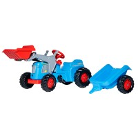 Rolly Toys Kiddy Classic Lader + Anhänger