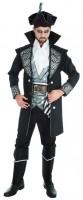 Kostüm Schwarzer Pirat L