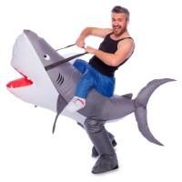 FOLAT Hai Kostüm aufblasbar